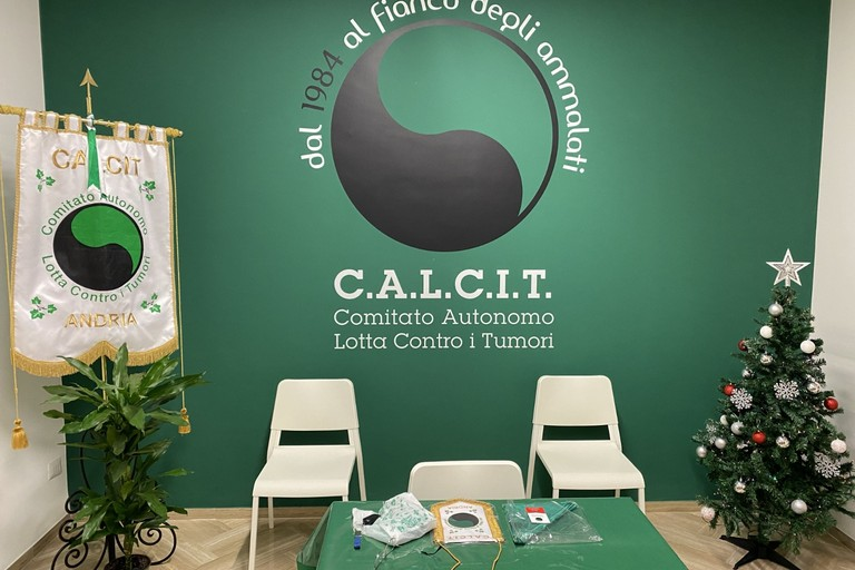 sede del Calcit Andria