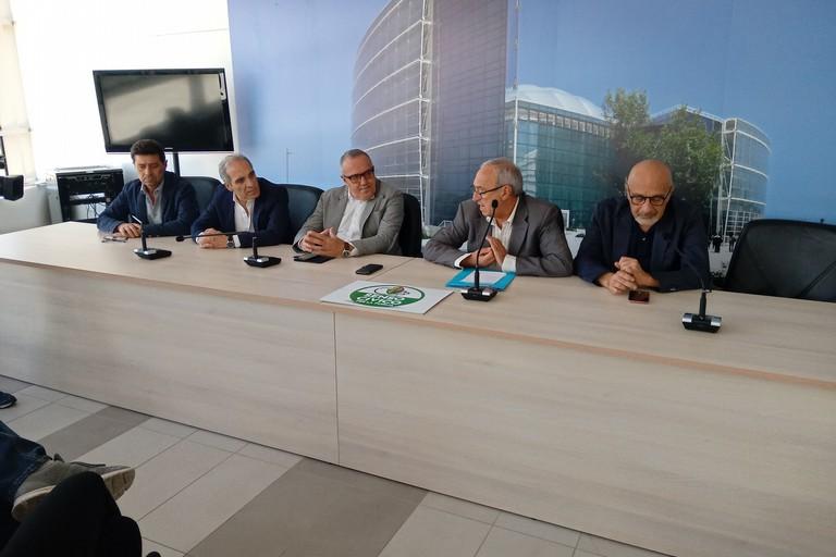 Conferenza stampa Senso Civico