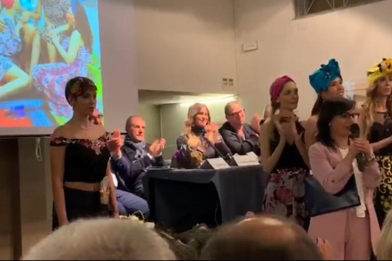 Sfilata Teresa Calvano