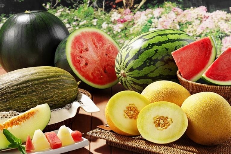meloni e angurie