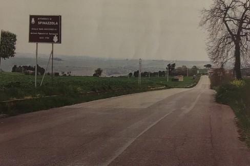 SP4 Canosa di Puglia-Spinazzola