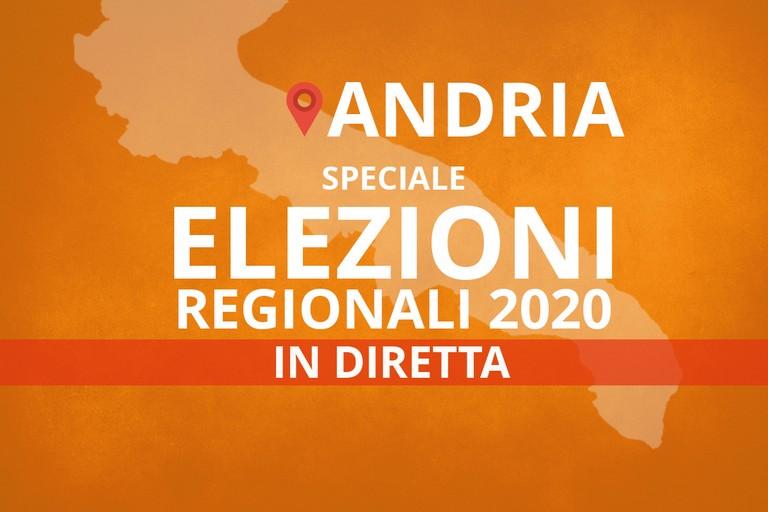 Speciale Elezioni Regionali ANDRIA