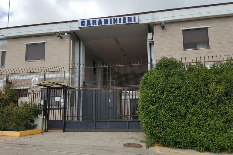 Stazione Carabinieri di Minervino Murge