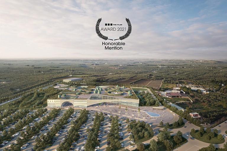 progetto per il nuovo Ospedale di Andria