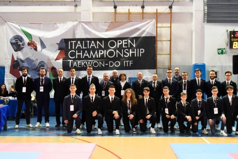 La Bat protagonista all'italian Open Championship di taekwondo