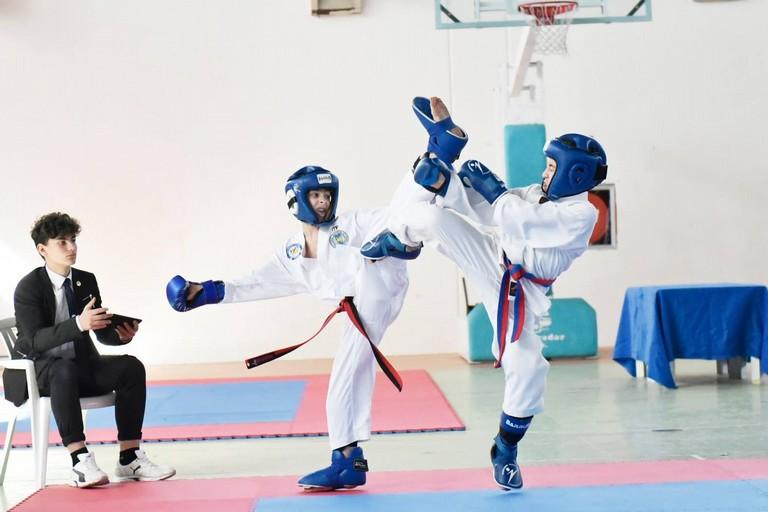 Taekwondo, in 200 a Minervino Murge per la tappa del campionato nazionale