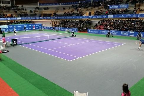 """Tennis, Atp Challenger """"Castel del Monte"""""""