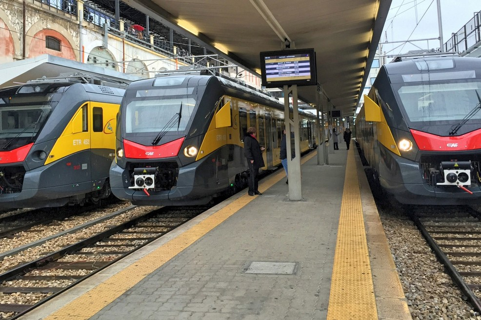 ferrotramviaria treni