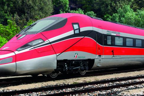 Treno frecciarossa