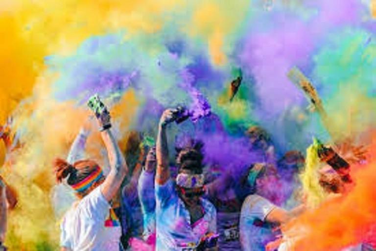 Tricolor Run Andria