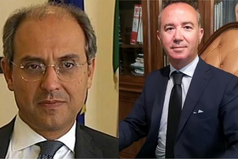 Nicola Giorgino e Michele Coratella