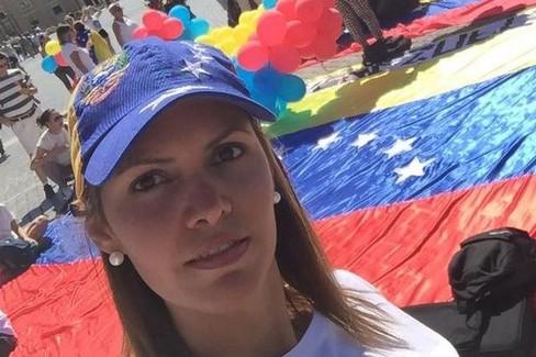 Vanessa Ledezma. <span>Foto dal sito Nazionefutura</span>