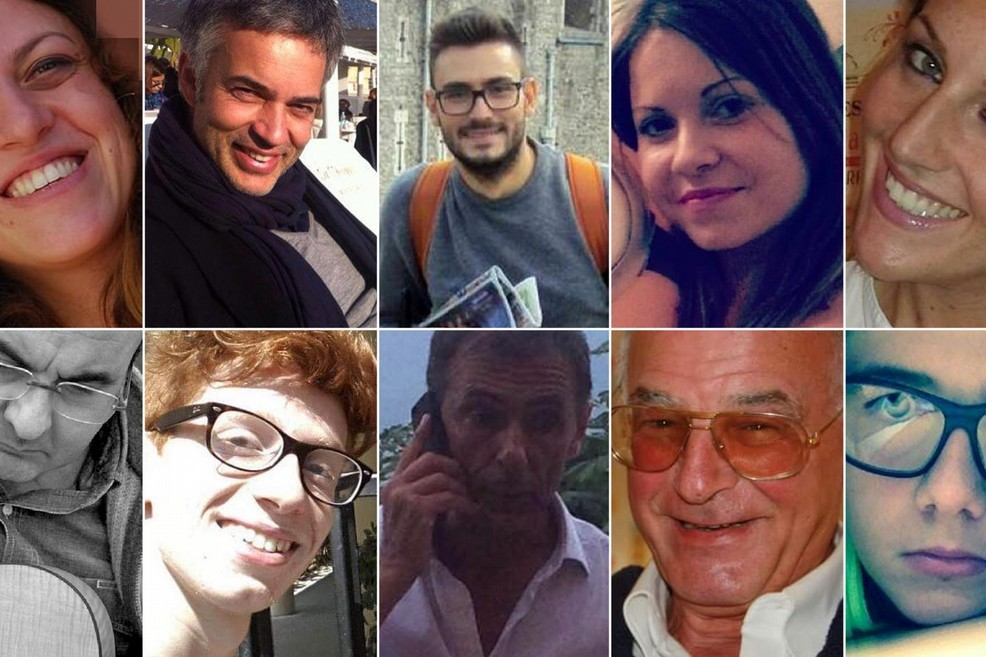 In marcia nel ricordo delle vittime del disastro ferroviario