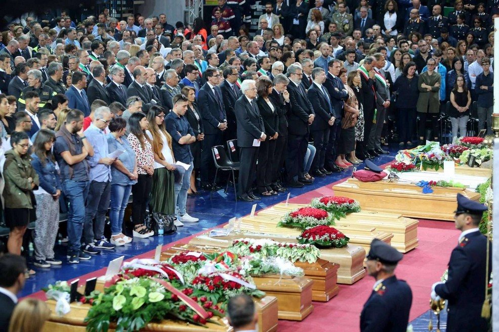 Funerali ad Andria