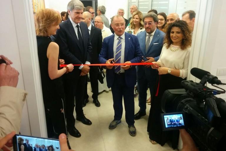 Inaugurazione nuova sede Ordine Commercialisti Trani