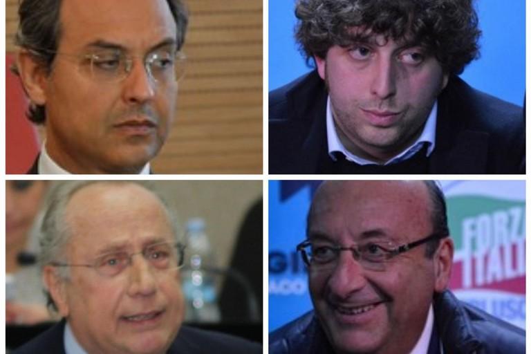 Giorgino, De Mucci, Marmo e Vitali
