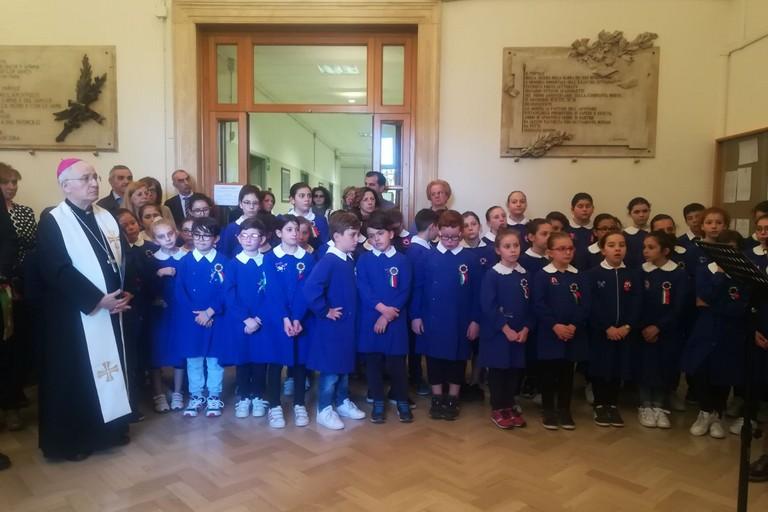 """Tutto pronto per l'inaugurazione dell'anno scolastico all'I.C. """"Verdi - Cafaro"""""""