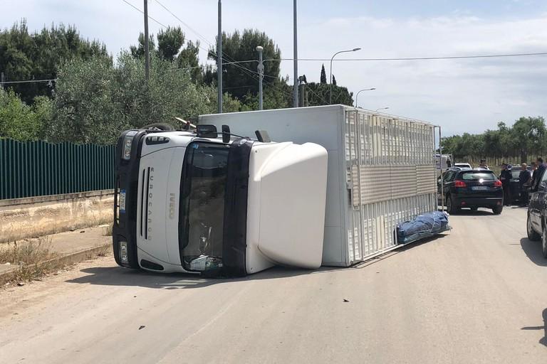 Incidente a Trani