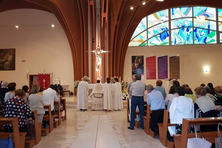 SS. Sacramento, festa parrocchiale