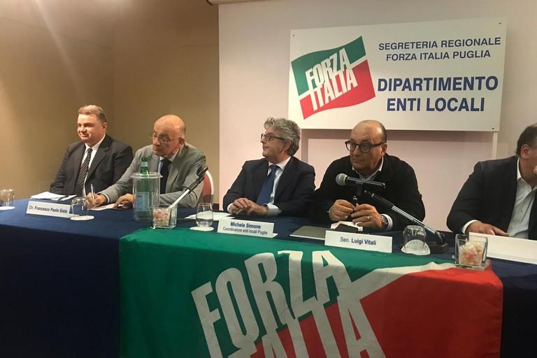 """Forza Italia, Simone: """"Il dipartimento Enti Locali fa suonare la sveglia per il popolo azzurro"""""""