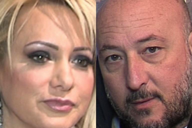 Laura Di Pilato e Filippo Caracciolo