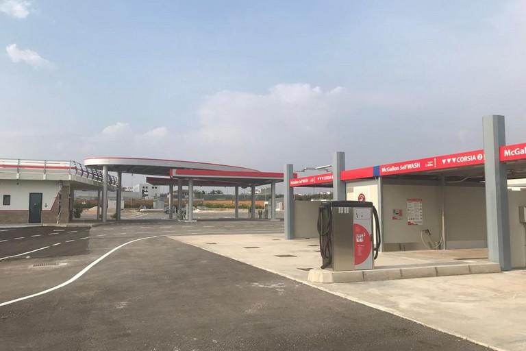 Novità in tema di distribuzione carburanti: arriva ad Andria McGallon