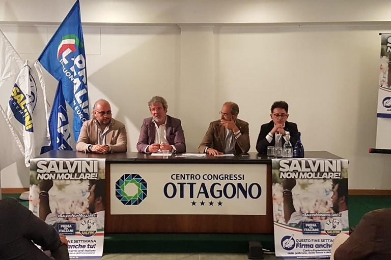 Lega di Salvini ad Andria