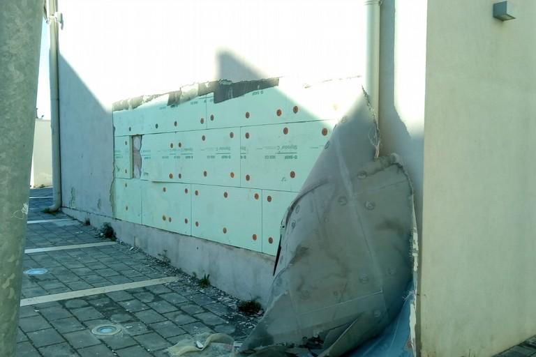 Non c'è pace per il centro di aggregazione di via Fornaci, anche i vandali in azione