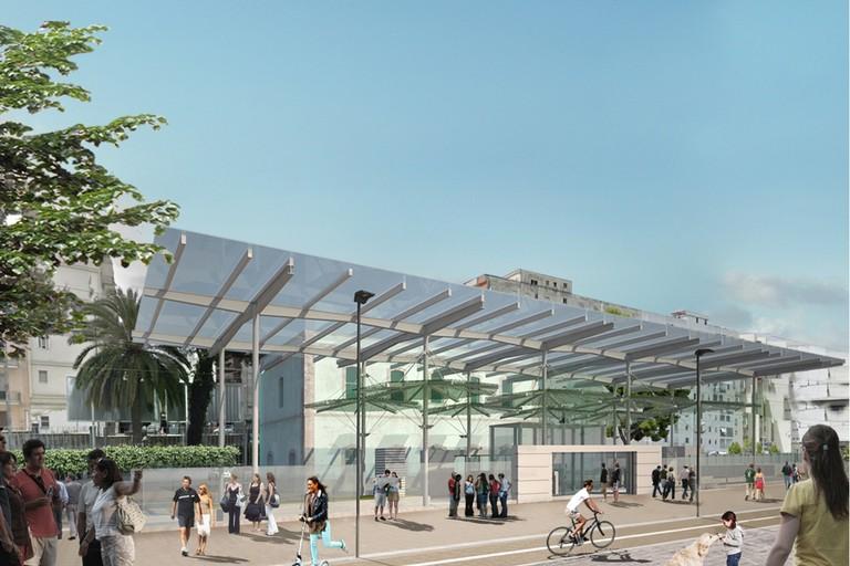 Nuova stazione Andria centro