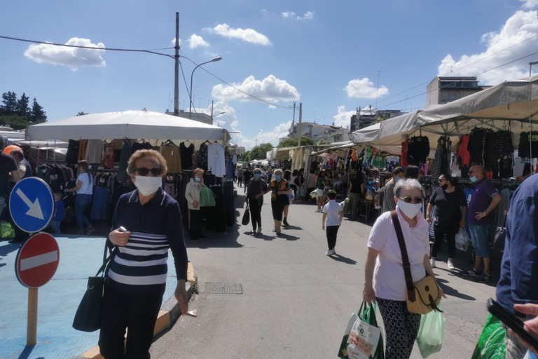 Mercato ad Andria