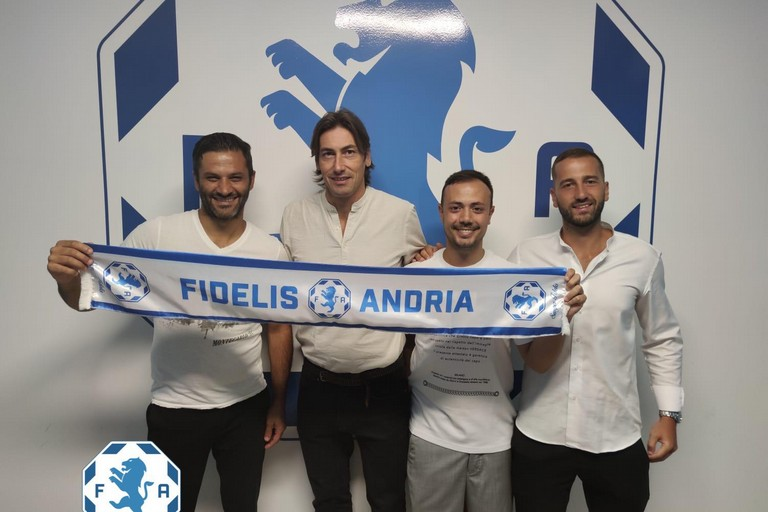 Staff tecnico Fidelis Andria