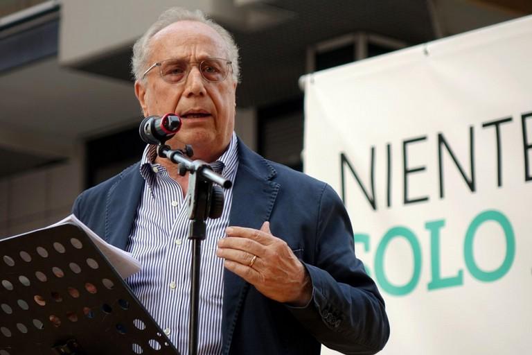 Il candidato sindaco di Nino Marmo