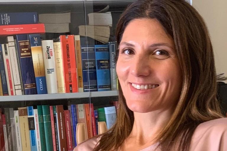 Alessandra Inchingolo, responsabile cittadino movimento femminile di Forza Italia