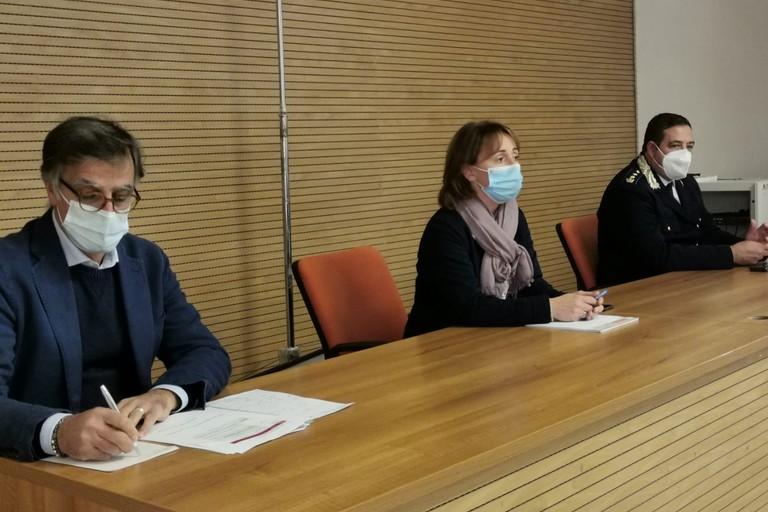 Il sindaco Giovanna Bruno incontra Asl e dirigenti scolastici