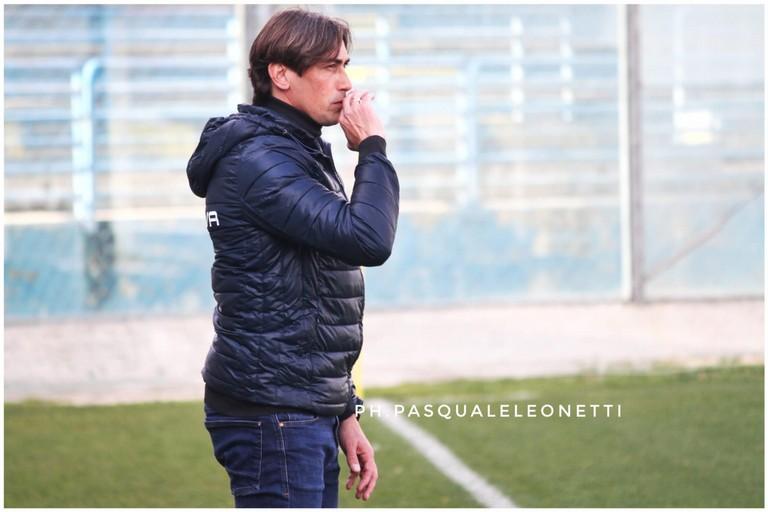 Luigi Panarelli, allenatore Fidelis Andria