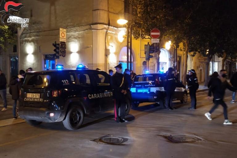 Controlli Carabinieri di Andria