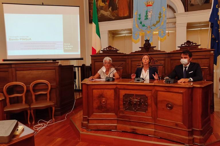 Presentazione dei tre progetti nell'ambito del Programma Nazionale della Qualità Sostenibile