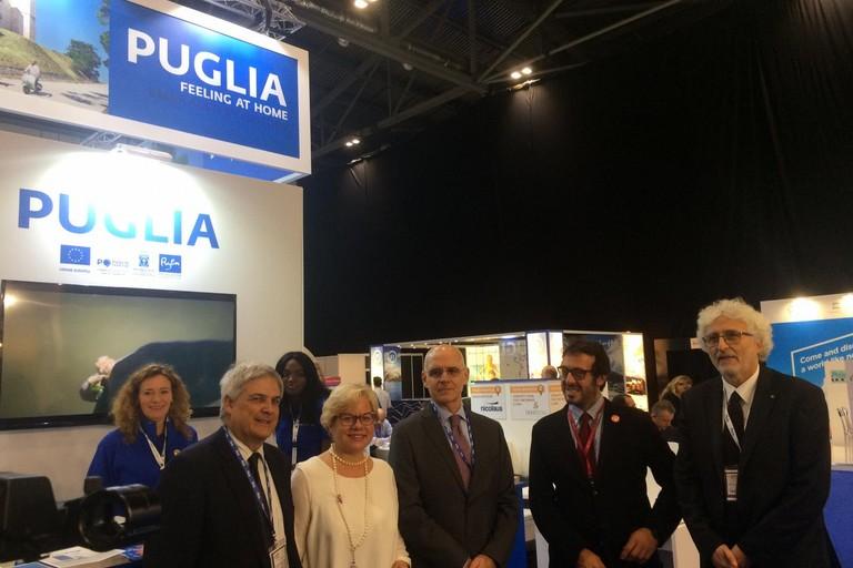 La Puglia sbarca a Londra alla Fiera internazionale del turismo