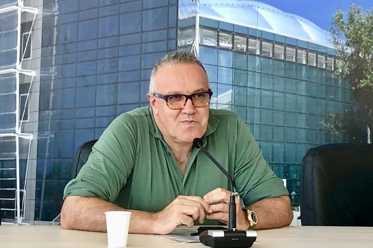 Il Consigliere Regionale Sabino Zinni