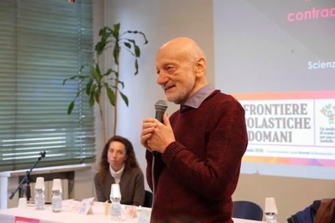 prof. Riziero Zucchi docente di Pedagogia Speciale